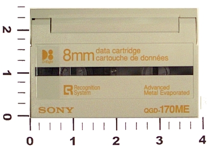 8mm Mammoth, Mammoth 2 (M2) tape